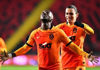 Onyekuru attı, Galatasaray kazandı! 2-0