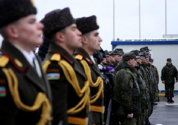Dağlık Karabağ'da Türk-Rus Ortak Gözlem Merkezi faaliyete başladı