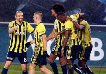 Fenerbahçe'nin zirve aşkı devam ediyor! 1-0