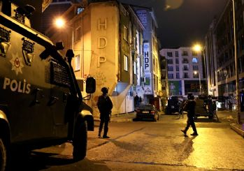 HDP Esenyurt İlçe Eşbaşkanı Ercan Sağlam tutuklandı