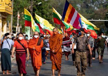 Myanmar'da darbe! Suu Çii ve Devlet Başkanı gözaltına alındı
