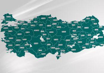 Türkiye'de aşılananların sayısı 2 milyonu aştı