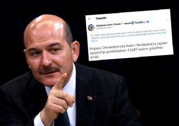 Twitter'dan Süleyman Soylu'ya sansür!