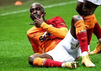 Galatasaray Başakşehir dağıttı! 3-0
