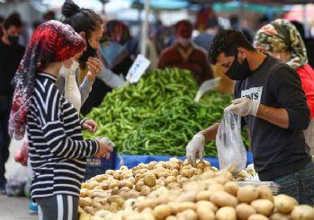 2021'in ilk enflasyon rakamları açıklandı