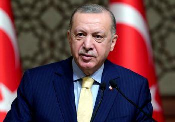 Erdoğan: Huzur kaçırmak isteyenler hüsrana uğrayacak