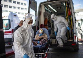 Türkiye'de corona virüsten son 24 saatte 108 can kaybı, 7 bin 897 yeni vaka 6 Şubat 2021