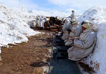 Eren-8 Amanoslar Operasyonu başladı