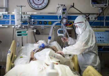 Türkiye'de corona virüsten son 24 saatte 103 can kaybı, 8 bin 103 yeni vaka 8 Şubat 2021