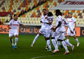 Trabzonspor, Malatya'da esti! 2-0