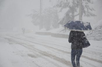 Meteoroloji tarih vererek uyardı: İstanbul'da kar 2 gün etkili olacak