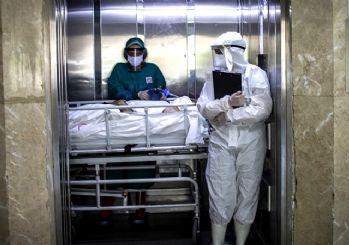 Türkiye'de corona virüsten son 24 saatte 98 can kaybı, 8 bin 639 yeni vaka 9 Şubat 2021
