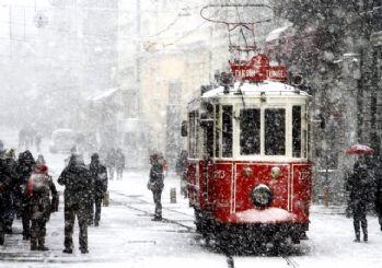 Meteoroloji kar tahminini değiştirdi
