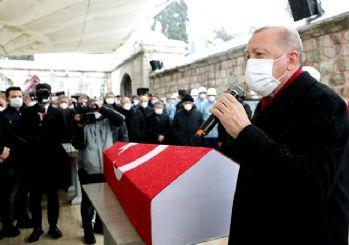 Kadir Topbaş'a son veda