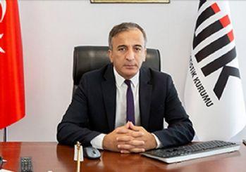 TÜİK Başkanı Muhammed Cahid Şirin görevinden alındı