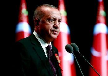 Erdoğan'dan ABD'ye tepki: Bal gibi de PKK/YPG'nın yanındasınız