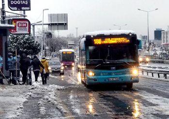 İstanbul'da kar ne kadar sürecek? AKOM açıkladı