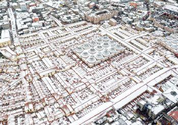 İstanbul'dan nefes kesen kar manzaraları! Foto Galeri