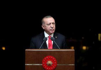 Erdoğan: Vatanı önce dil sonra ordu bekler, Türkçemize sahip çıkmalıyız