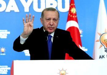 Erdoğan: 2023'te zafer elde edeğiz