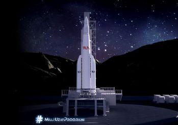 Türkiye uzay üssü kuruyor