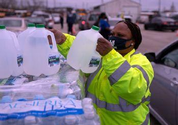 Teksas'ta su krizi devam ediyor