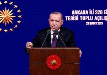 Erdoğan: 20 bin öğretmen ataması yapılacak
