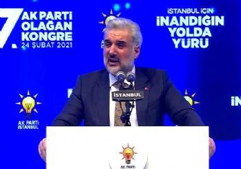 AK Parti İstanbul İl Başkanı Kabaktepe: İstanbul'u yeniden kazanacağız