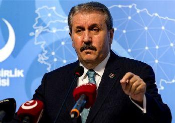 BBP'den Doğu Türkistan tepkisi: Gerekirse Çin'e savaş açarız