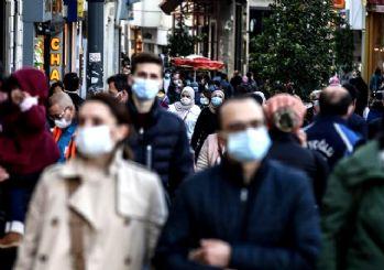 Türkiye'de corona virüsten son 24 saatte 74 can kaybı, 9 bin 205 yeni vaka 26 Şubat 2021