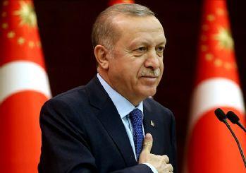 Erdoğan: Ülkemizin bekası için gerekiyorsa hayatımızı ortaya koyuyoruz