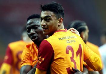 Muhammed attı Galatasaray kazandı! 2-0