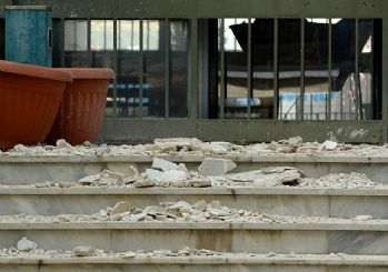 Yunanistan'da şiddetli deprem