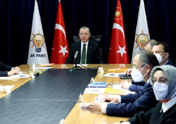 Erdoğan: Türkiye'nin geleceğinde CHP'ye yer yok