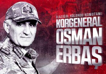 Korgeneral Osman Erbaş şehit oldu
