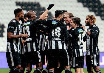 Beşiktaş, Aboubakar'la kazandı! 2-1