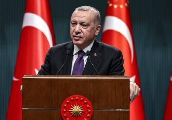 Erdoğan'dan büyüme mesajı: Çin'den sonra ikinci sıradayız