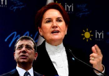 Millet İttifakı'nda deprem! İyi Parti'den İmamoğlu'na tepki