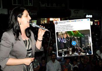 Pervin Buldan Kandil'deki teröristlere selam çaktı! Soylu'dan cevap gecikmedi