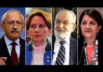 Metropoll muhalefet anketini yayımladı: Türkiye'nin sorunlarını çözebilir mi?