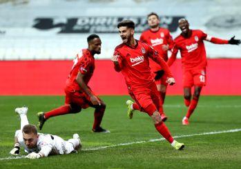 Beşiktaş 10 yıl sonra finalde! 3-2