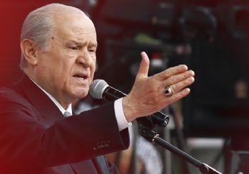 Bahçeli, yeniden MHP Genel Başkanı seçildi