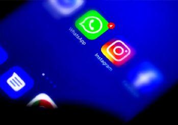 WhatsApp ve Instagram çöktü