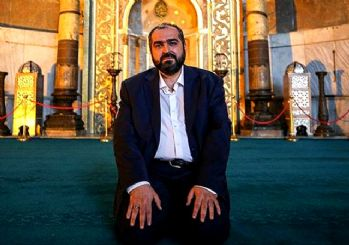 AK Parti'den Ayasofya İmamı'na uyarı: Tavrınız bedel ödeyen herkesi üzmekte!