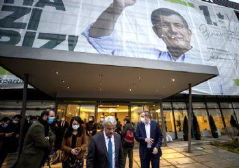 HDP'den Ahmet Davutoğlu'na ziyaret