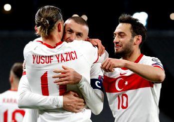 A Milli Takım'dan Hollanda karşısında tarihi galibiyet! 4-2