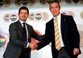 Fenerbahçe'nin yeni teknik direktörü Emre Belözoğlu oldu