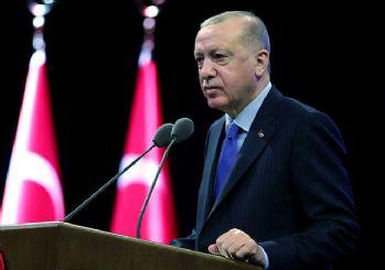 Erdoğan: Türkiye üretim üssü olma yolunda ilerliyor
