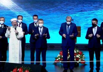 Erdoğan, 363 tesisi duayla açtı