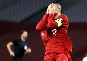 Letonya'ya yine şansımız tutmadı! 3-3